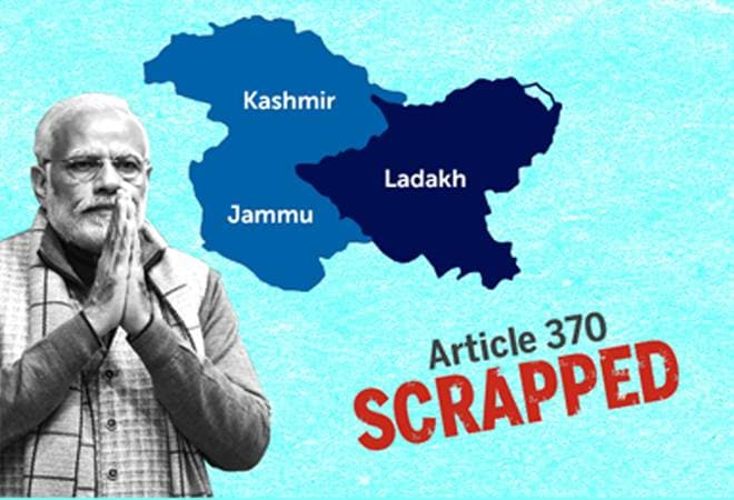 J&K's Article 370 and Article
